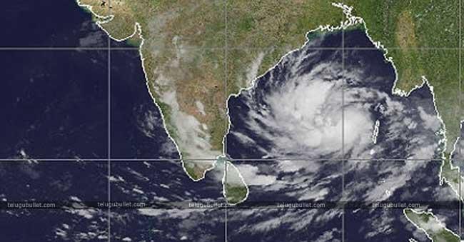 #Cyclone Title: 10 People Dead In Srikakulam District