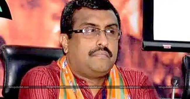 Kesineni Nani counted Ram Madhav