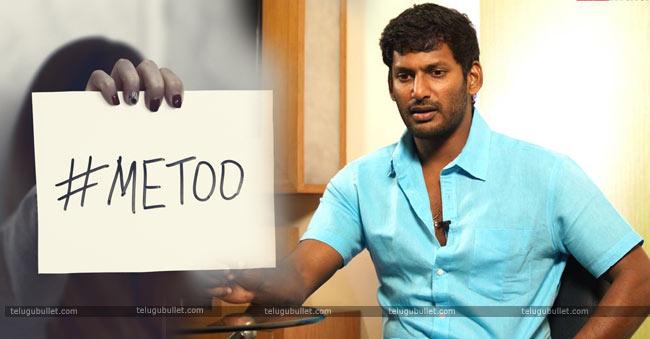 #MeToo Is Turning Dangerous – Vishal #WeToo