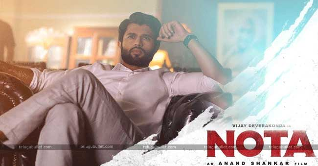 Box Office Report: NOTA First Day Collections