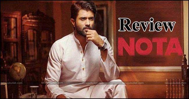 NOTA Movie Review & Rating – Telugu Bullet