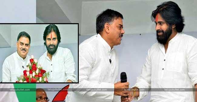 Nadendla Manohar Treated With High Priority In Janasena?
