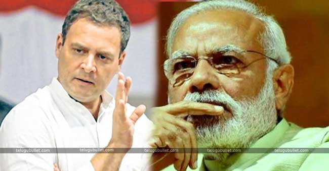 Rahul's Attack On Modi Continues In Rajasthan