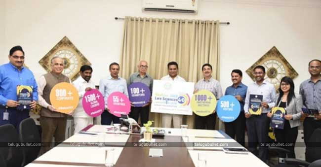 Hyderabad To Host 16th Edition Of Bio Asia