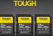Sony Releases World's Toughest SD Card