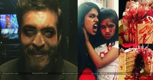 Varun-Tej-in-Halloween