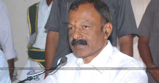 APCC Chief Raghu Veera Reddy