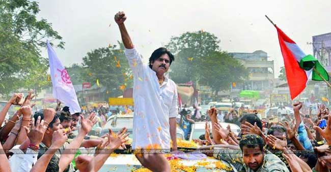Can't Spend Tens Of Crores Like TDP And YSRCP: Pawan Kalyan