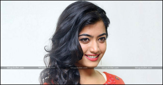Rashmika The Most Sought Actress For Big Heroes?