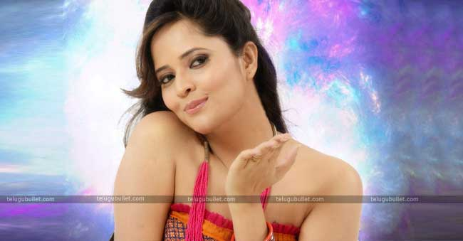 Anasuya Is Back To Jabardasth Again