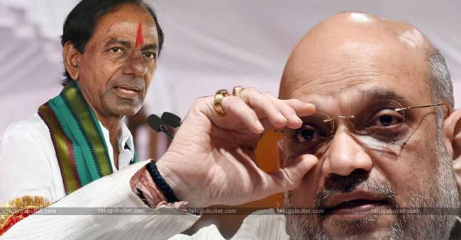 All Is Not Well Between TRS And BJP?