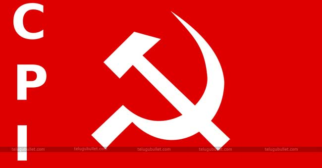 The left party CPI declared