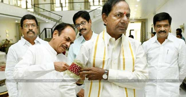 KCR's Federal Front Journey Started Off In Style