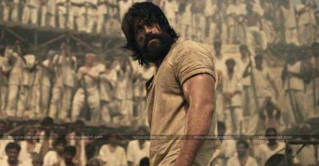 KGF Set The Bar High By Crossing 100 Crores Gross