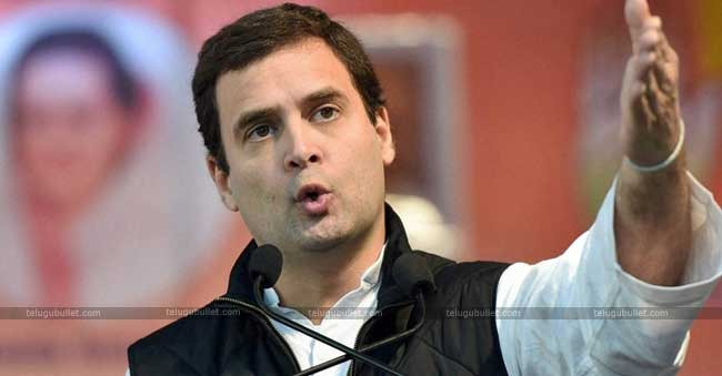 Rahul's Wink Once Again Caught The Attention