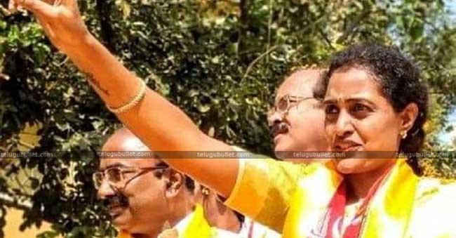 Nandamuri Suhasini's Win Or Lose Would Not Affect CBN