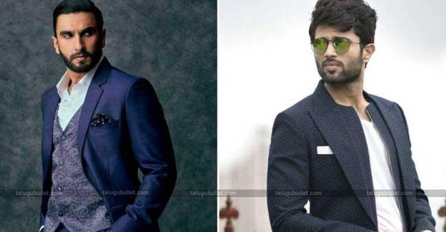 Vijay All Set To Make His Bollywood Debut