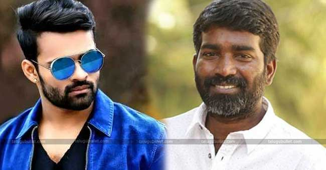 Sai Dharam Tej To Team Up With Bhagmati Director?