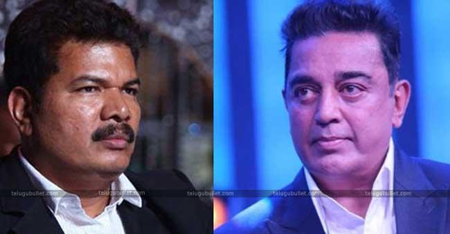 Shankar's Godspeed Work For Bharateyudu-2 In Talks