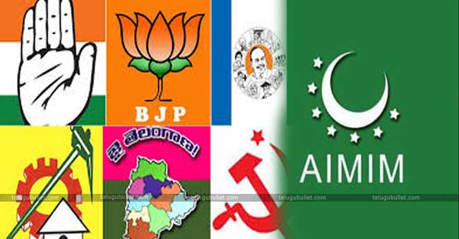 Both The Parties Reading Their Weapons Amidst Results In Telangana