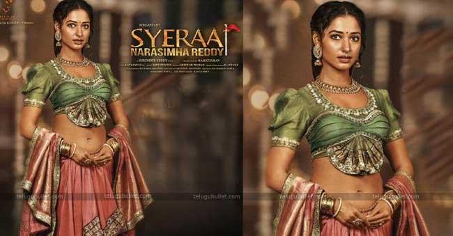 Dusky Tamanna As Lakshmi From Sye Raa