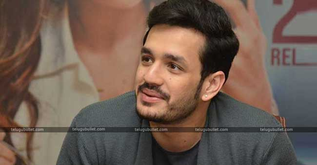 Akhil To Work On His Pros And Cons For His Next
