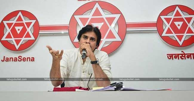 Is Janasena Running Behind Other Parties…?