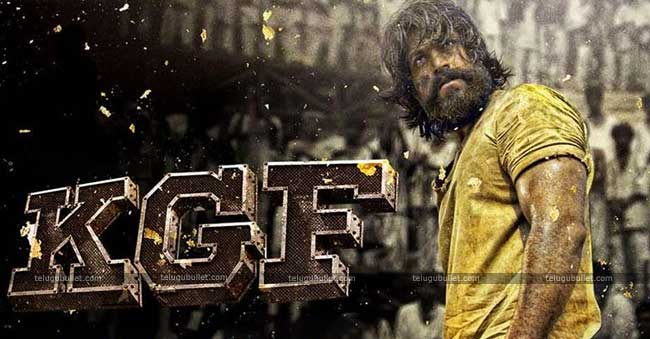 KGF Surpasses The Collections Of Baahubali: The Conclusion