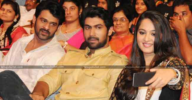 Rana Again Sharing The Screen With His Bestie Anushka