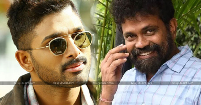 Sukumar To Go With Bunny For His Next