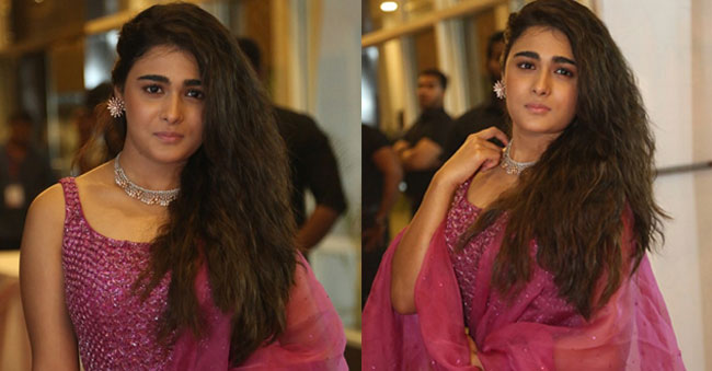 Shalini Pandey Latest Photos…