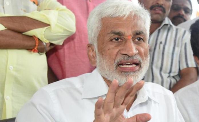Vijayasai Reddy Rajya Sabha membership to be cancelled