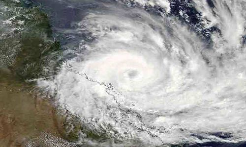 Fast approaching Kyarr Cyclone likely to hit two Telugu states: Weather department