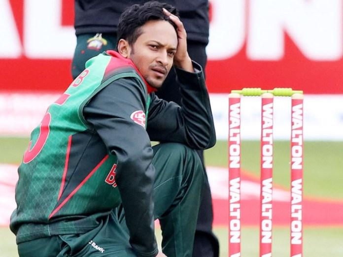 Shakib Al Hasan likely to miss India tour