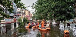 Alert in Bihar Today as Death Toll Due to Floods Touches 55, Govt Steps Up Relief Efforts