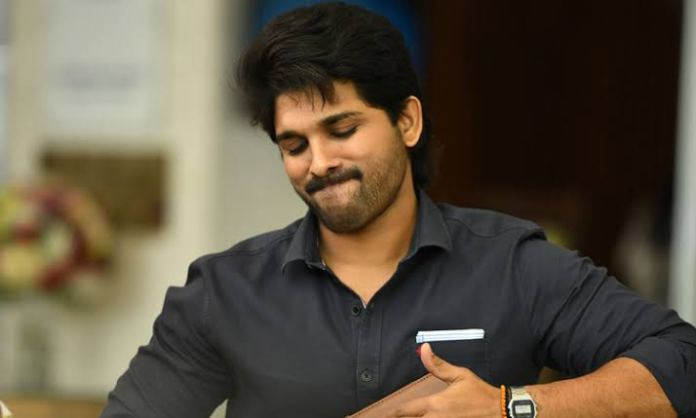 Records Flowing, Allu Arjun Can't Ask for More
