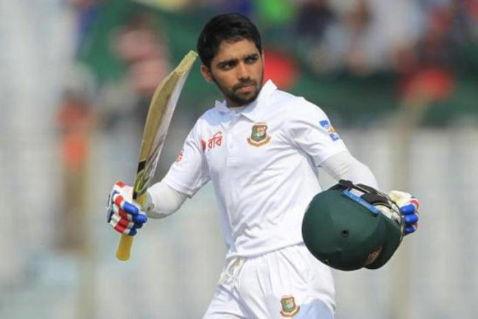 Mominul Haque appointed Bangladesh Test captain