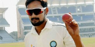 Nadeem joins India squad for Ranchi Test against SA