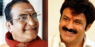 Nandamuri Balakrishna plays the role of NTR again?