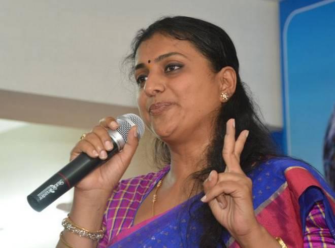 MLA Roja begins Swachh Nagari to fight on plastic