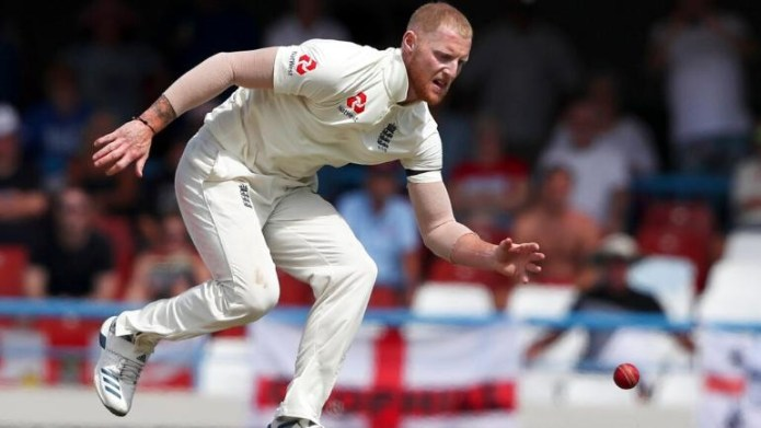 Stokes uncertain to bowl in remainder of Hamilton Test Match