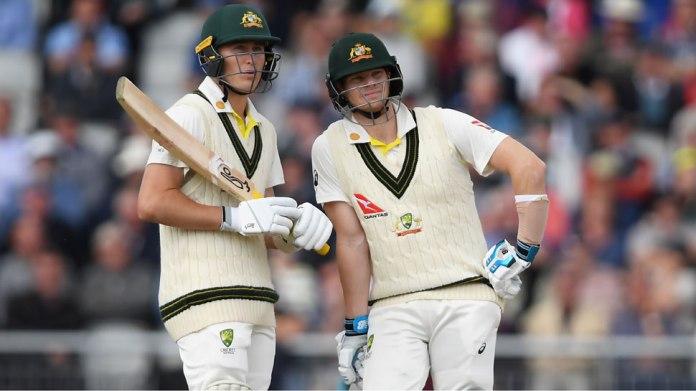 Aus Vs NZ: Smith, Labuschagne fifties give Australia Day 1 honours