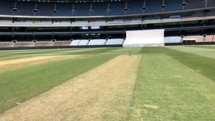 Sheffield Shield: Opening day at MCG called off due to dangerous pitch