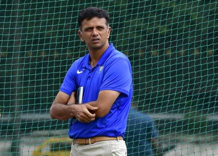 India's tour of SL on schedule, Dravid may coach team