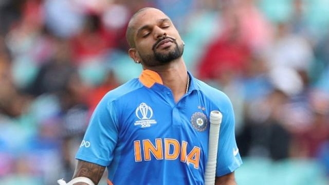 Shikhar Dhawan likely to miss ODI series against WI: Report