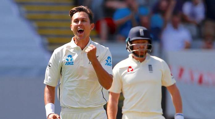 AUS Vs NZ: Boult to return home with fractured right hand