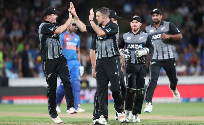 Injuries force NZ to name new-look pace attack for India ODIs