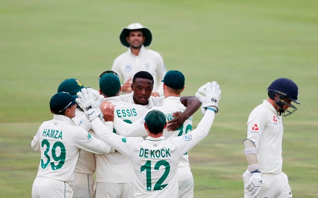 South Africa announce unchanged Test squad for 3rd and 4th Test