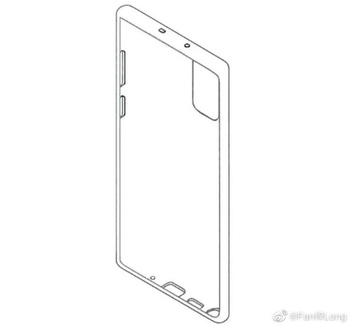 Samsung Note 20 Case Schematics Leak Tips Design of Upcoming Flagship