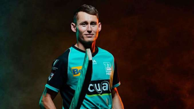 Aaron Finch Backs Marnus Labuschagne for Upcoming ODI's against India